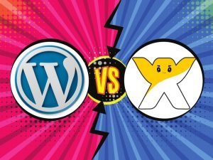 wordpress o wix cms a confronto