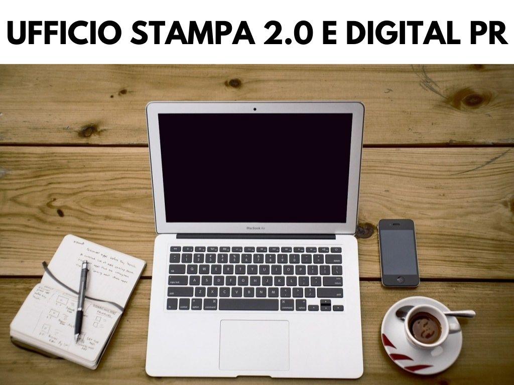 Corso Ufficio stampa 2.0 e Digital PR online con esercitazioni