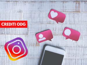 cover Instagram giornalisti crediti